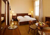 4* Elegant hotel room at Anna Grand Hotel in Balatonfured