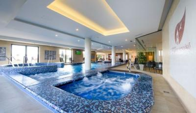 Wellness center in Hotel Castellum in Holloko - package offers at great prices - Hotel Castellum**** Hollókő - new wellness hotel in Holloko, in Hungary