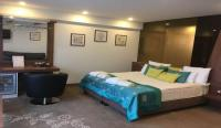 Romantic and rustic hotel room for couples in Hotel Castellum