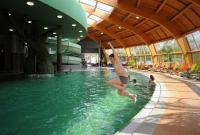 Hotel Aqua Sol in Hajduszoboszlo with spa, thermal and wellness services at low prices