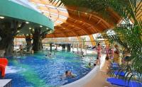 Aqua Sol Hotel for a weekend with wellness and spa services in Hajduszoboszlo