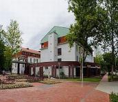 4* Drava Thermal Hotel in Harkany with wellness services