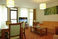 Wellness Hotel Gyula apartment in the 4* superior hotel in Gyula