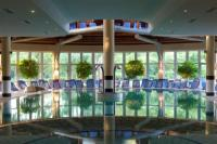 Spa thermal hotel in Heviz - indoor thermal pool in Lotus Therme Hotel