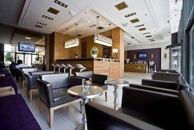 Boutique hotel marmara lobby bar in hotel marmara in for Design hotel 4 stars