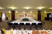Conference room of the Hotel Kapitany in Sumeg - budget accommodation and wellness services in Sumeg