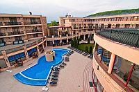 Accommodation in Sumeg - Hotel Kapitany in Sumeg with special price offers with half board for wellness holiday - Hungary