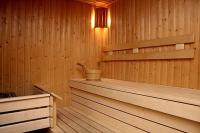 Novotel Danube Hotel **** - in the Danube fitness room a sauna awaits the hotel guests