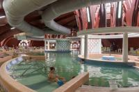 Zalakaros thermal water in Granite Health Spa, entrance to the hotel