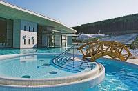 4* wellness hotel in Egerszalok with outdoor thermal swimming pool