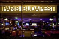 Drink bar in Hotel Sofitel Chain Bridge - luxus hotel in Budapest