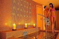 Hotel Azur at Lake Balaton with wellness area and Kneipp bath