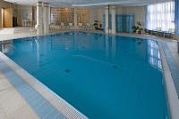 Adventure pool in Hotel Rubin - wellness centre in Budapest
